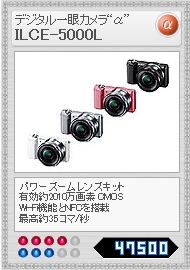ILCE-5000L