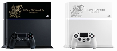 PlayStation4 × FINAL FANTASY XIV HEAVENSWARD EDITION